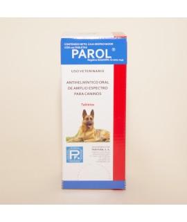 PAROL C/100 TAB  RS