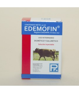EDEMOFIN 10 ML  RS