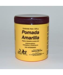POMADA AMARILLA 225 GR      RS