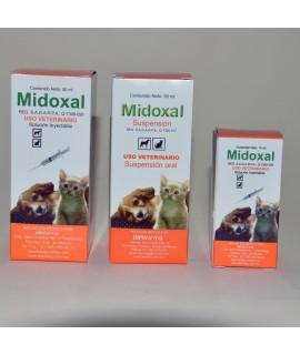 MIDOXAL INY 50 ML.   RS