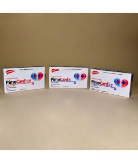 PIMOCARD 2.5 MG C/20 TABS   RS