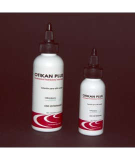 OTIKAN PLUS SOL. SEVERA 120 ML.         RC