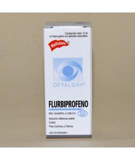 FLURBIPROFENO 5 ML.     RS