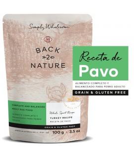 B2N RECETA DE PAVO C/10 PZAS 100 GR
