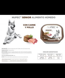 HUMEDO SENIOR C/4 PZAS 100 GR